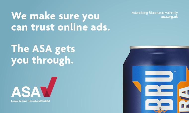 Irn Bru Ad Campaign Image