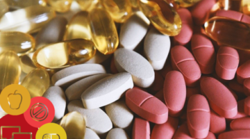 Food supplements, COVID-19 and the immune system