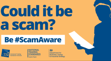ASA support Scam Awareness Campaign 2020: be #scamaware