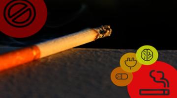 Break the habit, not the Code – Stop-smoking aids