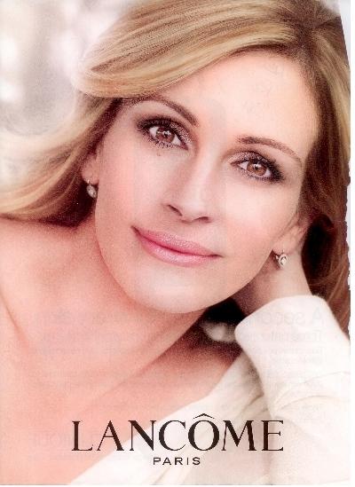 Advert for L'Oréal