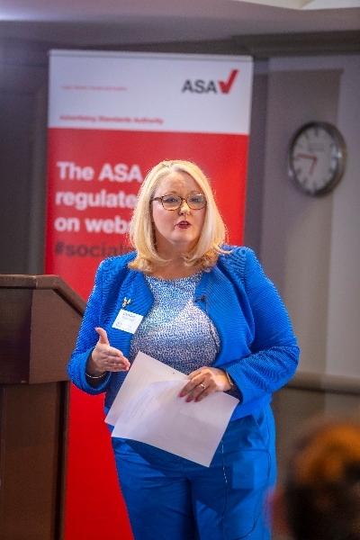 Christina McKelvie MSP speaking