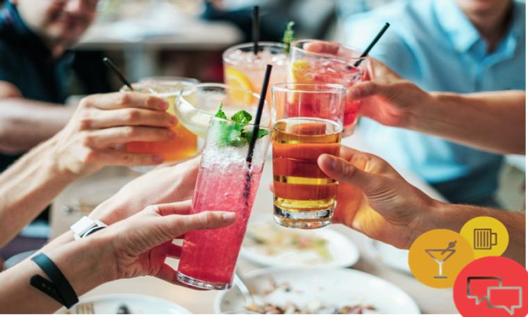 Avoiding pour decisions when advertising alcohol