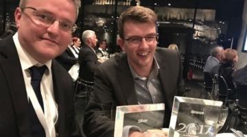 ASA wins twice at EASA Annual Awards