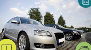 Selling used cars - advertising ex-fleet vehicles