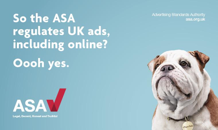 ASA ad campaign (ls) - Churchill