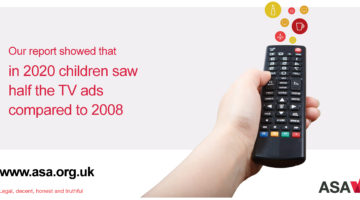 Children's exposure to TV ads for alcohol and gambling: 2020 update